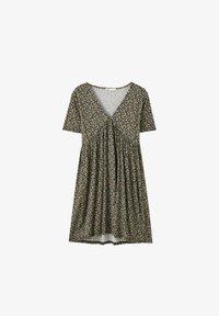 PULL&BEAR - MINI - Day dress - light green - 5