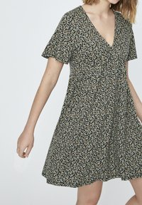 PULL&BEAR - MINI - Day dress - light green - 3