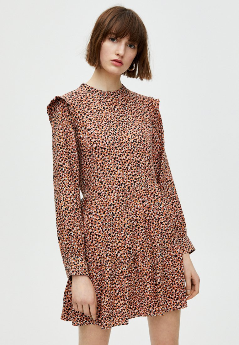 PULL&BEAR - Korte jurk - multi-coloured