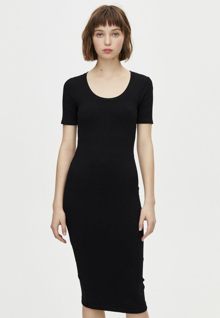 PULL&BEAR - Shift dress - black