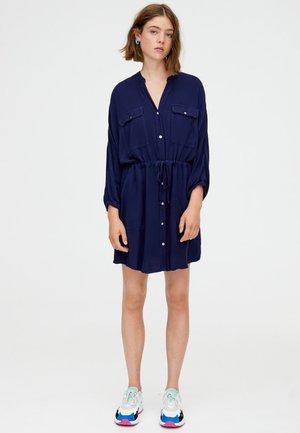 MIT MAOKRAGEN - Day dress - blue