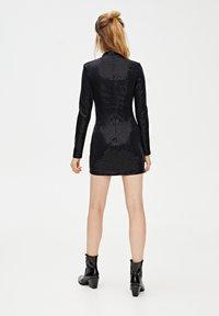 PULL&BEAR - Sukienka koktajlowa - black - 2