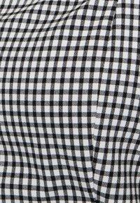 PULL&BEAR - Denní šaty - mottled black - 5