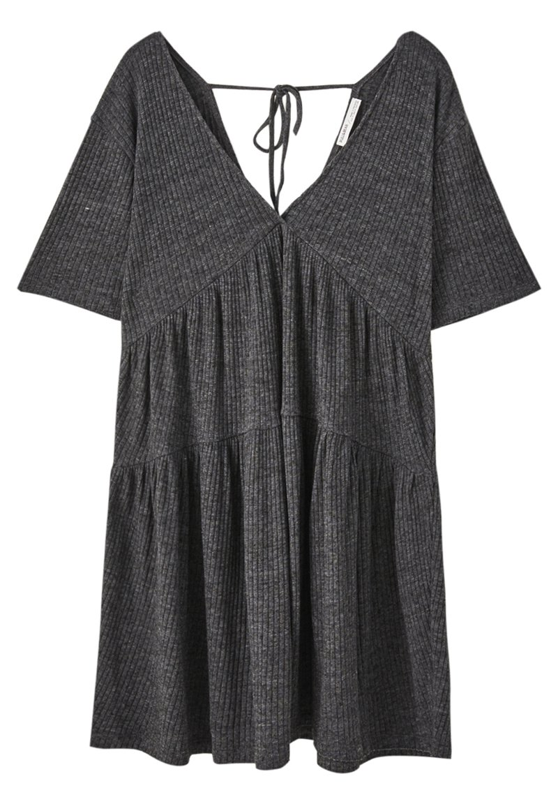 PULL&BEAR - Jumper dress - dark grey