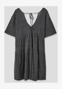 PULL&BEAR - Jumper dress - dark grey - 1