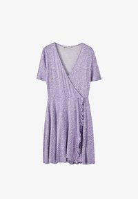 PULL&BEAR - Day dress - purple - 3