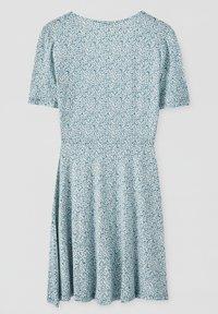 PULL&BEAR - Korte jurk - blue - 6