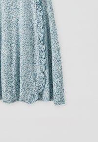 PULL&BEAR - Denní šaty - blue - 4