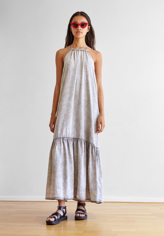 Nümph KYNDALL DRESS Długa sukienka multi coloured