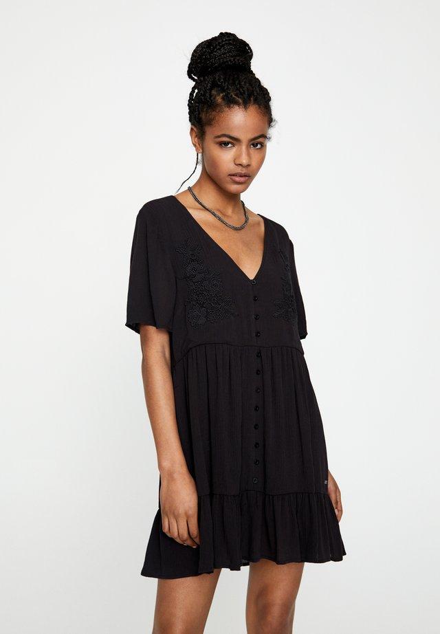 Sukienka letnia - black