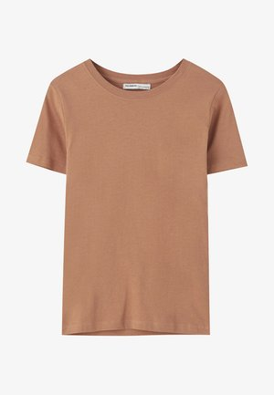 T-shirt basic - rose gold