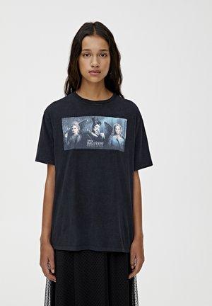 DISNEY - T-shirt z nadrukiem - dark grey