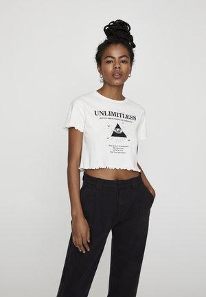 "MIT MOTIV ""UNLIMITLESS - T-shirt med print - dark grey"