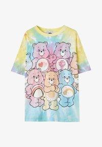 PULL&BEAR - T-shirt imprimé - multi-coloured - 5