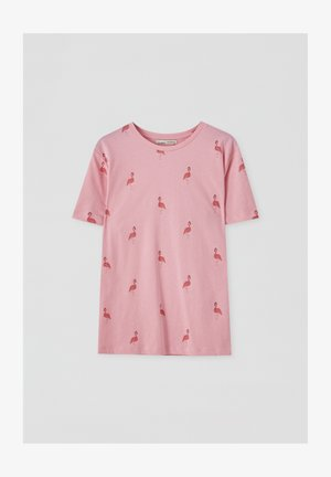 T-shirt imprimé - rose