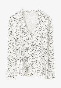 PULL&BEAR - Camicia - white - 4