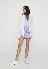 PULL&BEAR - Button-down blouse - off white - 1