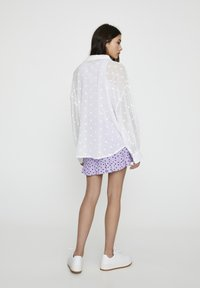 PULL&BEAR - Button-down blouse - off white - 3