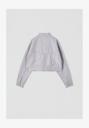 MALVENFARBENE  - Veste en jean - purple