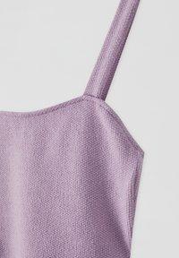 PULL&BEAR - Toppi - purple - 5