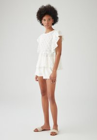 PULL&BEAR - Bluse - white - 1
