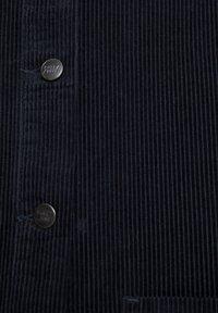 PULL&BEAR - MIT AUFGEDRUCKTEN BRILLANTEN - Lehká bunda - dark grey - 6