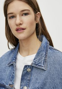 PULL&BEAR - Giacca di jeans - blue - 3