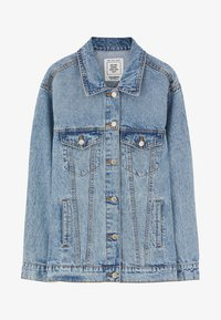 PULL&BEAR - Giacca di jeans - blue - 5