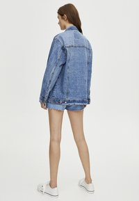 PULL&BEAR - Giacca di jeans - blue - 2