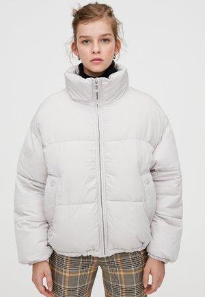 MIT ROLLKRAGEN - Winter jacket - grey