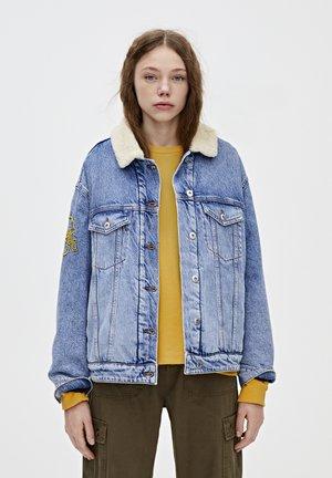 UCLA  - Džínová bunda - blue