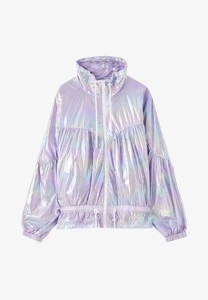 Giacca leggera - purple