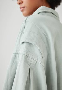 PULL&BEAR - Veste en jean - light green - 3