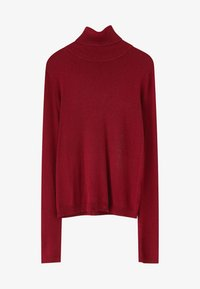 PULL&BEAR - Jumper - bordeaux - 5