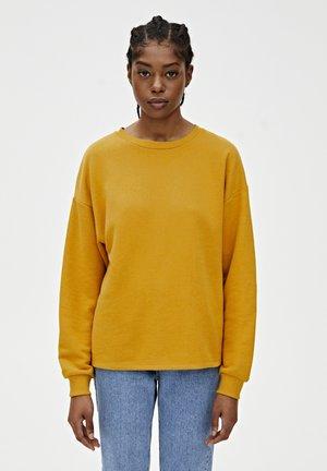 Bluza - mustard yellow