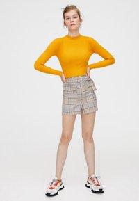 PULL&BEAR - Jumper - yellow - 1