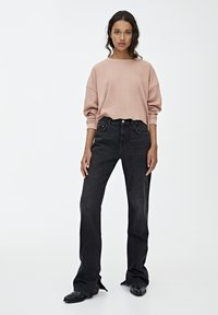 PULL&BEAR - LONG SLEEVE - Trui - rose - 1
