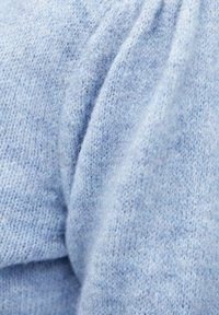 PULL&BEAR - MIT BALLONÄRMELN  - Sweter - blue - 5