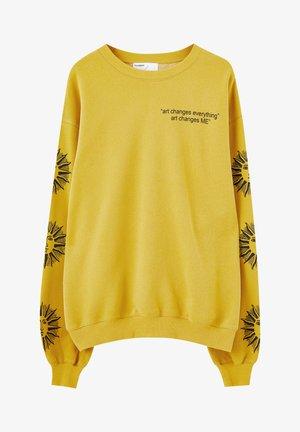 Mikina - yellow