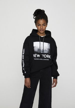 SWEATSHIRT NEW YORK CITY 05596344 - Sweat à capuche - black