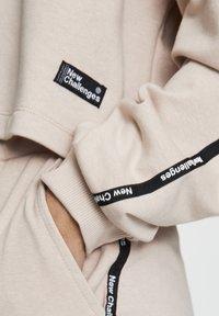 PULL&BEAR - Sweatshirt - mottled rose - 5