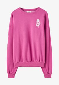 PULL&BEAR - Sweatshirt - rose - 6