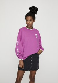 PULL&BEAR - Sweatshirt - rose - 0