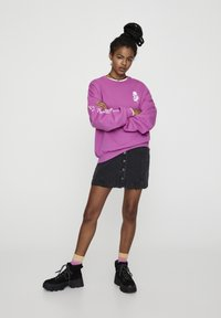 PULL&BEAR - Sweatshirt - rose - 1