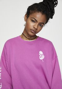 PULL&BEAR - Sweatshirt - rose - 4