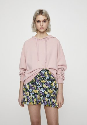 Bluza z kapturem - rose