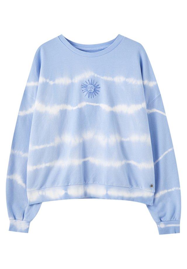 MIT SONNE - Sweatshirts - light blue