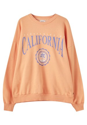 UNIVERSITY OF CALIFORNIA - Mikina - orange