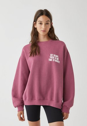 Sweatshirts - purple