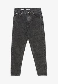 PULL&BEAR - Slim fit jeans - dark grey - 5